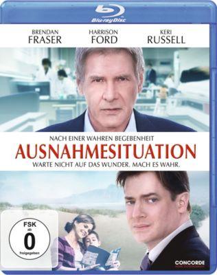 Ausnahmesituation, Brendan Fraser, Harrison Ford