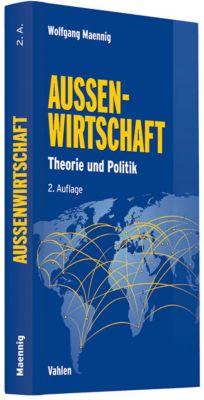 Aussenwirtschaft, Wolfgang Maennig