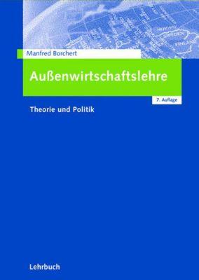 Außenwirtschaftslehre, Manfred Borchert
