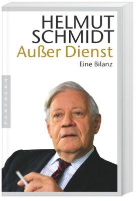 Außer Dienst, Helmut Schmidt