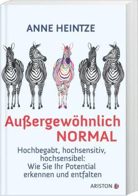 Außergewöhnlich normal, Anne Heintze