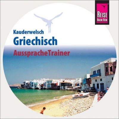 AusspracheTrainer Griechisch, 1 Audio-CD, Karin Spitzing