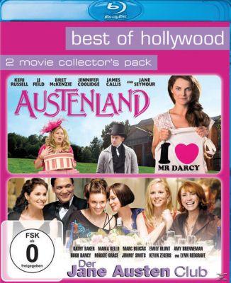 Austenland , Der Jane Austen Club - 2 Disc Bluray