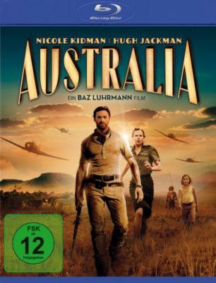 Australia, Baz Luhrmann, Ronald Harwood, Stuart Beattie, Richard Flanagan
