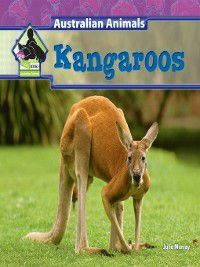 Australian Animals: Kangaroos, Julie Murray