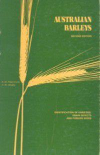Australian Barleys, CW Wrigley, RW Fitzsimmons