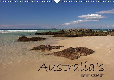 Australia's East Coast (Wall Calendar 2019 DIN A3 Landscape), Howard Beck