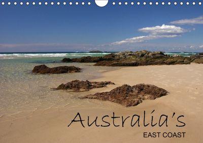 Australia's East Coast (Wall Calendar 2019 DIN A4 Landscape), Howard Beck
