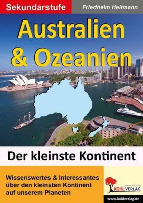 Australien & Ozeanien, Friedhelm Heitmann