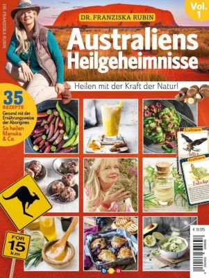 Australiens Heilgeheimnisse - Franziska Rubin |
