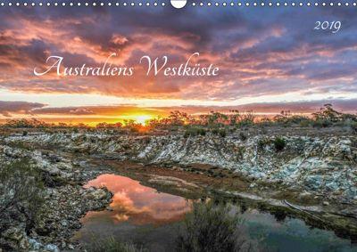 Australiens Westküste (Wandkalender 2019 DIN A3 quer), Christina Fink