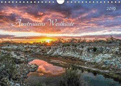 Australiens Westküste (Wandkalender 2019 DIN A4 quer), Christina Fink