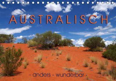 australisch - anders - wunderbar (Tischkalender 2019 DIN A5 quer), Flori0