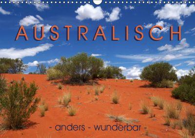 australisch - anders - wunderbar (Wandkalender 2019 DIN A3 quer), k.A. flori0