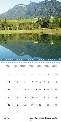 Austrian jewel - The Bregenzerach (Wall Calendar 2019 300 × 300 mm Square) - Produktdetailbild 6