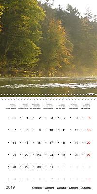 Austrian jewel - The Bregenzerach (Wall Calendar 2019 300 × 300 mm Square) - Produktdetailbild 10