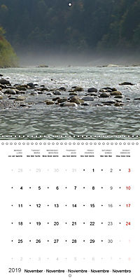 Austrian jewel - The Bregenzerach (Wall Calendar 2019 300 × 300 mm Square) - Produktdetailbild 11