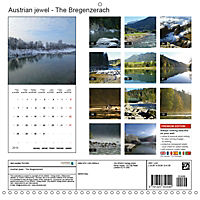 Austrian jewel - The Bregenzerach (Wall Calendar 2019 300 × 300 mm Square) - Produktdetailbild 13