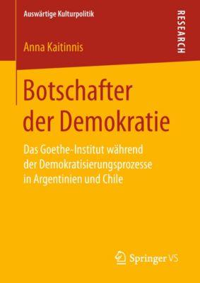 Auswärtige Kulturpolitik: Botschafter der Demokratie, Anna Kaitinnis