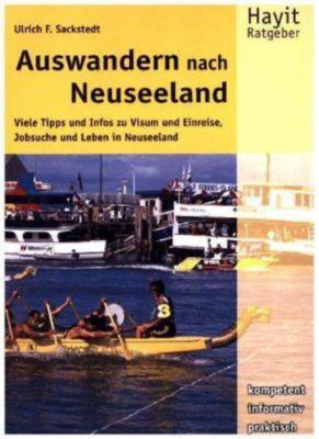 Auswandern nach Neuseeland, Ulrich F. Sackstedt