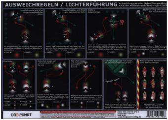 Ausweichregeln / Lichterführung, Info-Tafel, Michael Schulze