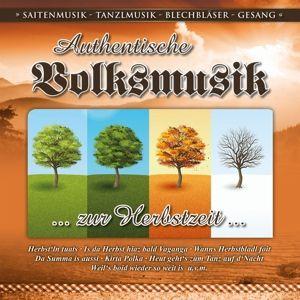 Authent.Volksmusik-Zur Herbstzeit, Diverse Interpreten