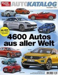 Auto Katalog 2018 Buch Jetzt Bei Online Bestellen