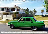 Auto-Legende Wolga - Ein Oldtimer aus der UdSSR auf Kuba (Wandkalender 2018 DIN A4 quer) Dieser erfolgreiche Kalender wu - Produktdetailbild 3