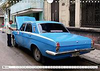 Auto-Legende Wolga - Ein Oldtimer aus der UdSSR auf Kuba (Wandkalender 2018 DIN A4 quer) Dieser erfolgreiche Kalender wu - Produktdetailbild 5