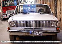 Auto-Legende Wolga - Ein Oldtimer aus der UdSSR auf Kuba (Wandkalender 2018 DIN A4 quer) Dieser erfolgreiche Kalender wu - Produktdetailbild 2