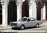 Auto-Legende Wolga - Ein Oldtimer aus der UdSSR auf Kuba (Wandkalender 2018 DIN A4 quer) Dieser erfolgreiche Kalender wu - Produktdetailbild 10