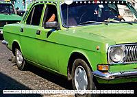 Auto-Legende Wolga - Ein Oldtimer aus der UdSSR auf Kuba (Wandkalender 2018 DIN A4 quer) Dieser erfolgreiche Kalender wu - Produktdetailbild 11