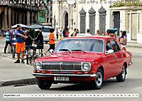Auto-Legende Wolga - Ein Oldtimer aus der UdSSR auf Kuba (Wandkalender 2018 DIN A4 quer) Dieser erfolgreiche Kalender wu - Produktdetailbild 9