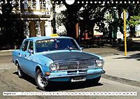 Auto-Legende Wolga - Ein Oldtimer aus der UdSSR auf Kuba (Wandkalender 2018 DIN A4 quer) Dieser erfolgreiche Kalender wu - Produktdetailbild 8