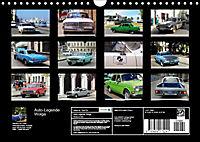 Auto-Legende Wolga - Ein Oldtimer aus der UdSSR auf Kuba (Wandkalender 2018 DIN A4 quer) Dieser erfolgreiche Kalender wu - Produktdetailbild 13