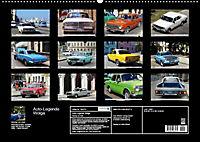 Auto-Legende Wolga - Ein Oldtimer aus der UdSSR auf Kuba (Wandkalender 2019 DIN A2 quer) - Produktdetailbild 13