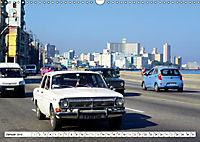 Auto-Legende Wolga - Ein Oldtimer aus der UdSSR auf Kuba (Wandkalender 2019 DIN A3 quer) - Produktdetailbild 1