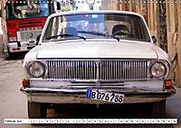 Auto-Legende Wolga - Ein Oldtimer aus der UdSSR auf Kuba (Wandkalender 2019 DIN A3 quer) - Produktdetailbild 2
