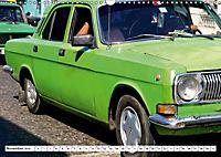 Auto-Legende Wolga - Ein Oldtimer aus der UdSSR auf Kuba (Wandkalender 2019 DIN A3 quer) - Produktdetailbild 11