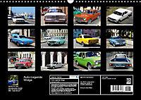 Auto-Legende Wolga - Ein Oldtimer aus der UdSSR auf Kuba (Wandkalender 2019 DIN A3 quer) - Produktdetailbild 13