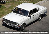 Auto-Legende Wolga - Ein Oldtimer aus der UdSSR auf Kuba (Tischkalender 2019 DIN A5 quer) - Produktdetailbild 4
