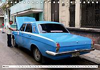 Auto-Legende Wolga - Ein Oldtimer aus der UdSSR auf Kuba (Tischkalender 2019 DIN A5 quer) - Produktdetailbild 5