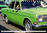 Auto-Legende Wolga - Ein Oldtimer aus der UdSSR auf Kuba (Tischkalender 2019 DIN A5 quer) - Produktdetailbild 11