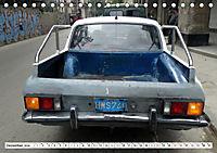 Auto-Legende Wolga - Ein Oldtimer aus der UdSSR auf Kuba (Tischkalender 2019 DIN A5 quer) - Produktdetailbild 12