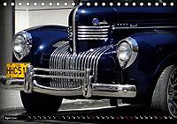 Auto-Legenden: American Classics (Tischkalender 2019 DIN A5 quer) - Produktdetailbild 4