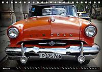 Auto-Legenden: American Classics (Tischkalender 2019 DIN A5 quer) - Produktdetailbild 3