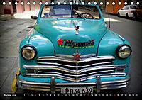 Auto-Legenden: American Classics (Tischkalender 2019 DIN A5 quer) - Produktdetailbild 8