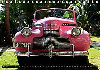 Auto-Legenden: American Classics (Tischkalender 2019 DIN A5 quer) - Produktdetailbild 5