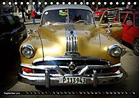 Auto-Legenden: American Classics (Tischkalender 2019 DIN A5 quer) - Produktdetailbild 9