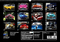 Auto-Legenden: American Classics (Wandkalender 2019 DIN A3 quer) - Produktdetailbild 13